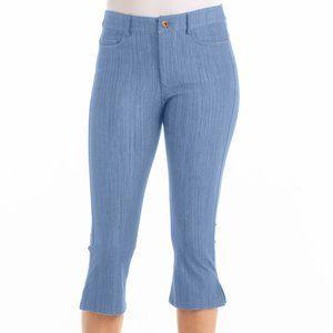 Fresh Produce Freshfit Crop Stretch pants 1X 2X 3X